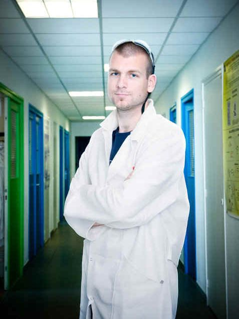 Dr. Loïc Le Pleux